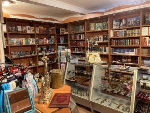 Фотография магазина церковных товаров при Храме Рождества Христова в Измайлове