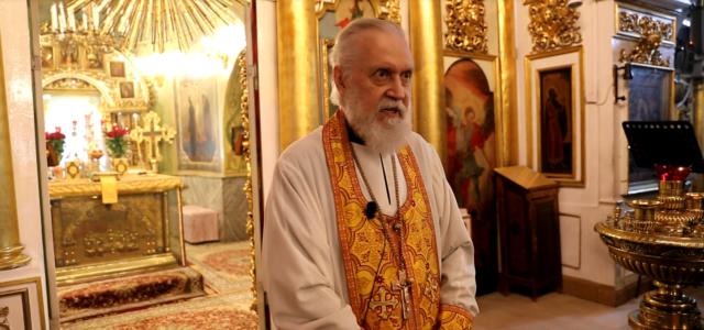 Протоиерей Леонид (Ролдугин)