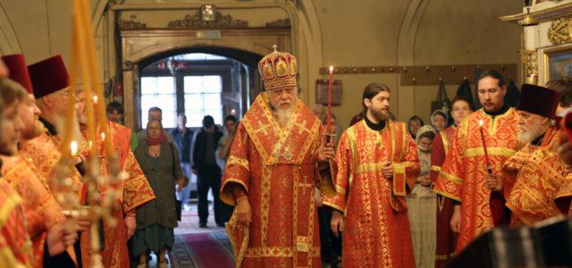 Преосвященнейший Пантелеимон, епископ Верейский, викарий Святейшего Патриарха Московского и всея Руси