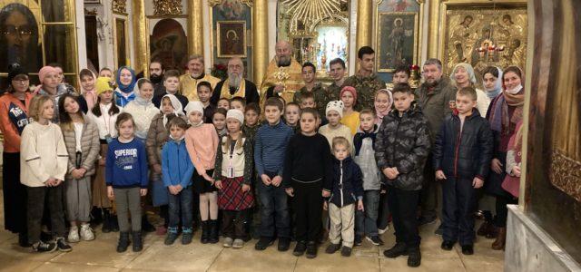 Воскресная школа Храма Рождества Христова в Измайлове